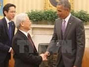 外国领导人和政党致电祝贺阮富仲总书记再次当选越共中央总书记