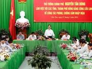 阮晋勇总理:采取有力措施保障旱区群众生活用水供应