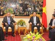 越南公安部与俄联邦安全局的合作关系不断得到加强 合作成效日益显著