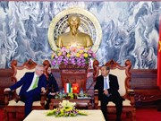 越南最高人民法院院长会见匈牙利司法部部长