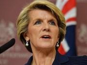 澳大利亚和新加坡共同强调东海航行自由