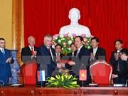 进一步深化越南公安部与俄罗斯联邦内务部的合作