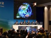 越南政府副总理范平明在湄澜合作首次领导人会议发表重要演讲