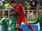世预赛:越南0比1不敌伊拉克无缘12强赛