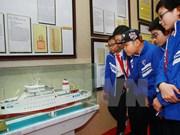 """""""黄沙与长沙归属越南:历史证据与法律依据""""地图资料展在海防市举行"""