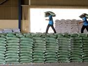 第一季度全国大米出口均呈增长态势