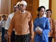 缅甸任命29名地区部长和成立新国家国防与安全委员会