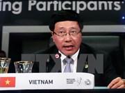 越南副外长何金玉:越南为确保和平利用核能做出巨大努力