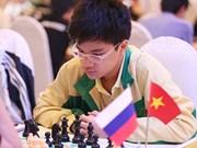 国际象棋2016亚洲团体赛:越南男队升至第8位