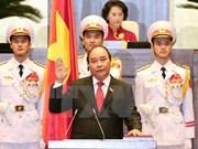 阮春福当选越南政府总理