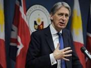 英国与越南加强合作关系