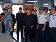 越中两国海警为维护北部湾海域和平加强合作