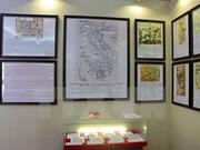 """""""黄沙与长沙归属越南——历史证据和法律依据""""地图与资料展在前江省举行"""