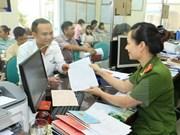2015年越南公民对国家行政机关服务满意度指数对外公布