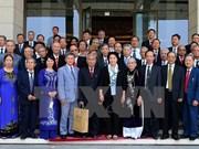 越南国会主席阮氏金银会见太平省退休中高级干部代表团