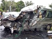 前四个月越南交通事故死亡人数2862人