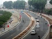 河内城市交通发展项目将于2016年底完工