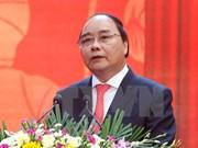 越南政府总理阮春福启程对日本进行访问并出席G7峰会扩大会议