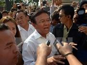 柬埔寨救国党议员请求国王干涉根索卡性丑闻案