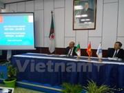 越南与阿尔及利亚加强经贸合作