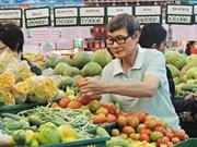 前5个月越南商品零售和消费服务营业额同比增长9.1%