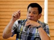 菲律宾新当选总统宣布不会放弃对斯卡伯勒浅滩的权利