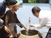 越南筹集近39.6万亿越盾实施农村环境卫生及清洁水国家目标计划