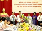 王廷惠副总理:社会保险和医疗保险是越南社会保障制度的两大支柱