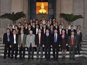 越共中央内政部与越南国家银行合作预防金融银行领域腐败现象