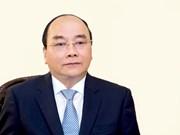 阮春福总理:需为促进首都河内发展注入新动力