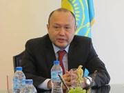 哈萨克斯坦驻越大使:越南有望成为欧亚经济联盟与东盟之间的货运中转站