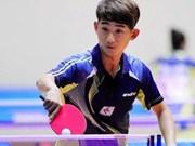 2016年永隆国际乒乓球公开赛圆满落幕
