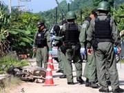 泰国南部地区频发暴力冲突