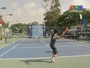 2016年全国青少年网球冠军杯开赛