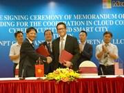 越南邮政电信集团与微软集团签署战略合作协议