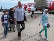 马来西亚禁止有关恐怖的前囚犯入境
