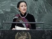 越南承诺加强配合 促进和保护人权实现可持续发展目标