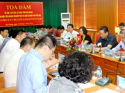 中国企业代表团赴越南河江省寻找商机