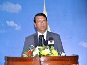 老挝支持以和平方式解决东海争端