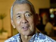 菲律宾拒绝中国就东海问题有条件对话的建议