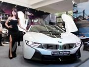 越南有史以来规模最大的国际汽车展览会将于10月份举行