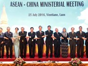 东盟和中国就东海问题发表联合声明