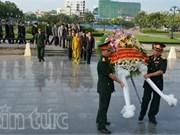 越南驻柬埔寨大使馆举行活动纪念伤残军人与烈士日