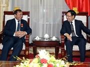 范平明副总理会见柬埔寨和德国驻越大使