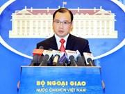 台湾官员前往巴平地区是侵犯越南对长沙群岛主权的行为