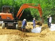 越南国会科技与环境委员会组团监督河静省的环保工作
