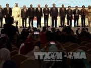 越南代表团首次出席世界伊斯兰经济论坛
