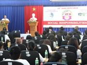 亚洲青年论坛在越南岘港市举行