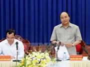 越南政府总理阮春福赴河南省调研指导工作