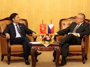 越南和菲律宾拟续签大米贸易协议